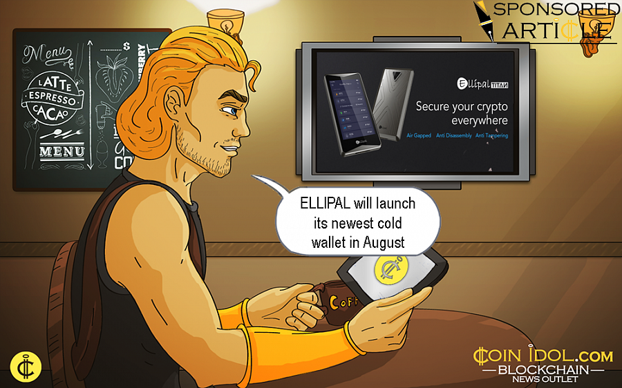 One wallet that has been getting a lot of attention is ELLIPAL.