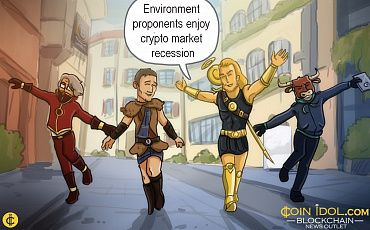 Environment Proponents Deeply Enjoy Observing Crypto Market Recession