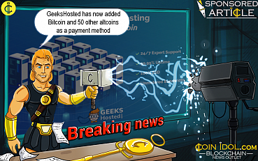 """For Geeks, By Geeks"": GeeksHosted Now Accepts Bitcoin"