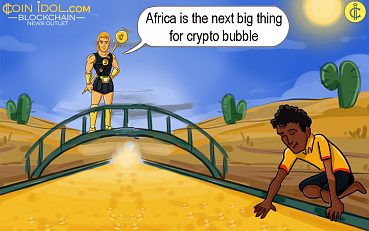 Market Accelerator: Africa is the Next Big Thing for Crypto Bubble