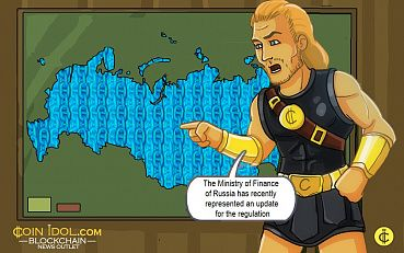 The Ministry of Finance of Russia Wants Cryptocurrency Users To Declare Their Wallets and Transaction