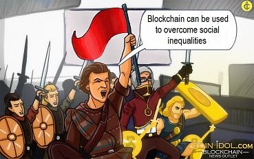 Blockchain and Tokenization to Fight Protests and Social Inequalities