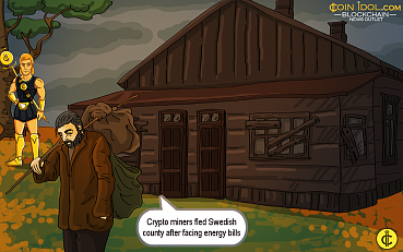 Crypto Miners Suddenly Fled Swedish County After Facing Heavy Burden of $1.55M Energy Bills