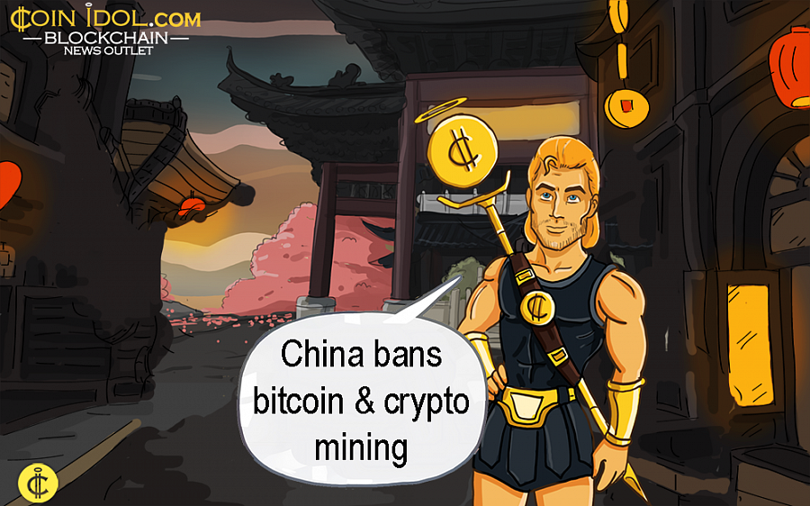 China had for long been known as a haven for crypto miners and giant set-ups, not until it prohibited initial coin offerings (ICOs).