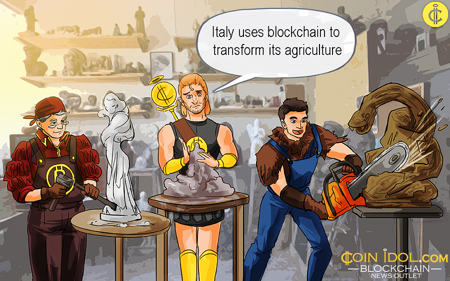 The country is working hard to use blockchain extensively for the benefit of the agrifood system.