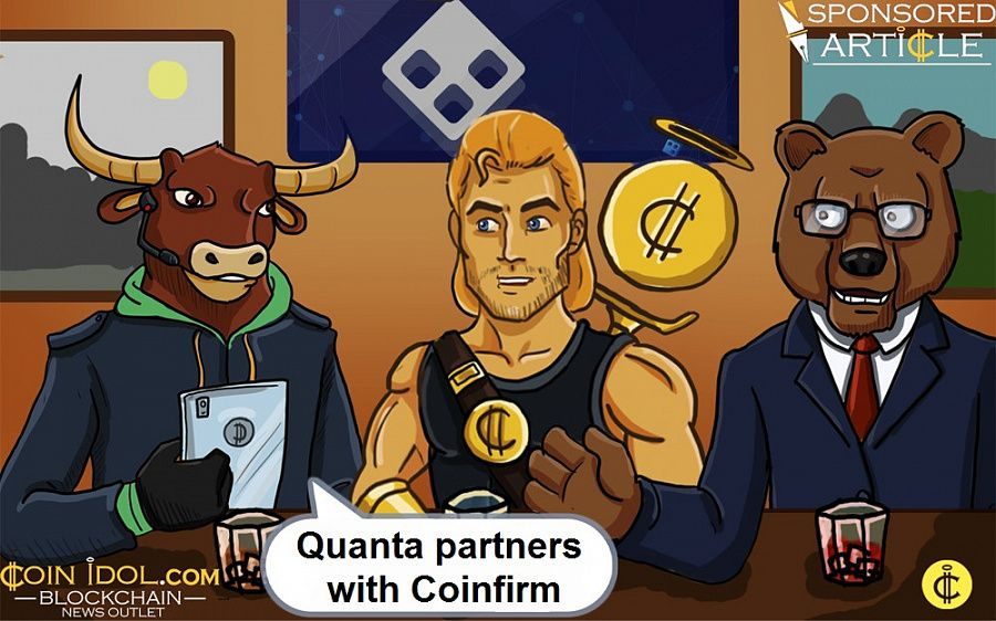 Quanta partners with Coinfirm