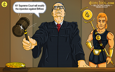 Bitfinex to Have its Injunction Modified by Supreme Court