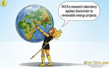 IKEA's Research Laboratory Applies Blockchain in Renewable Energy Projects
