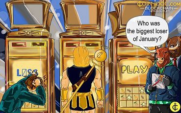 Cryptocurrency Market Analysis: 5 Biggest Losers of January 2021