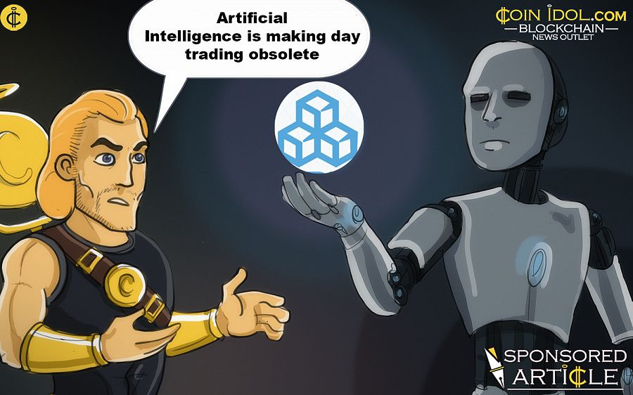 Artificial intelligence is making day trading obsolete