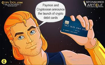 Paymon and Cryptocean Announce the Launch of Crypto Debit Cards