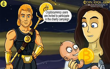 Christmas Charity Campaign: Cryptocommunity to Support Newborns Treatment