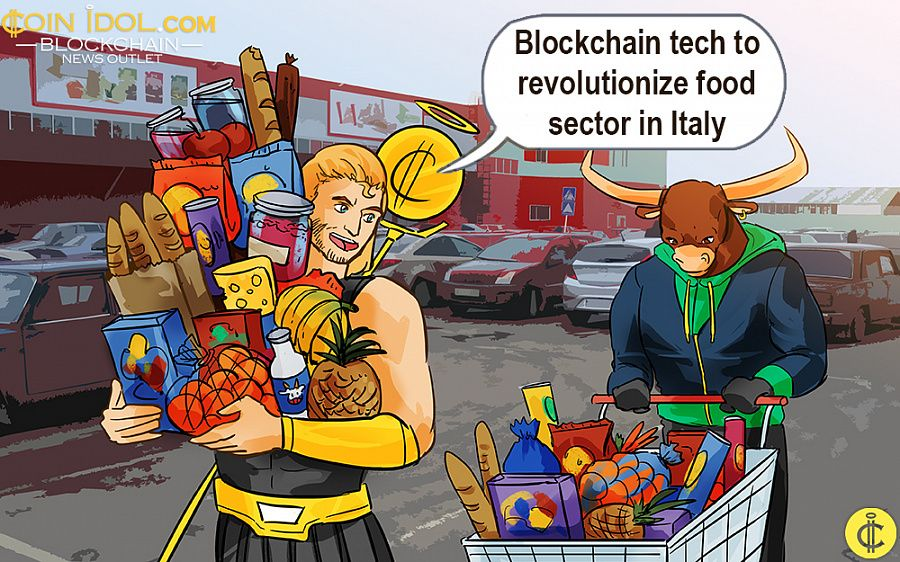 Blockchain to revolutionise food in Italy
