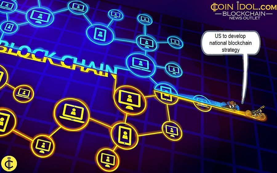 US to develop national blockchain strategy