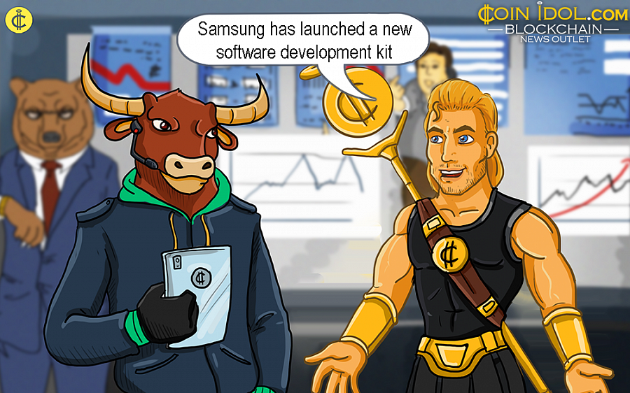 Samsung Launches New SDK Based on Ethereum Blockchain