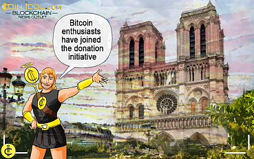 Will we Observe Bitcoin Sign on the Spire of Notre Dame?