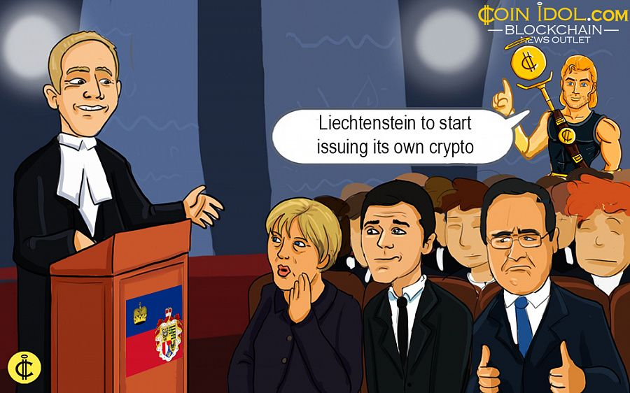Liechtenstein to issue its own crypto