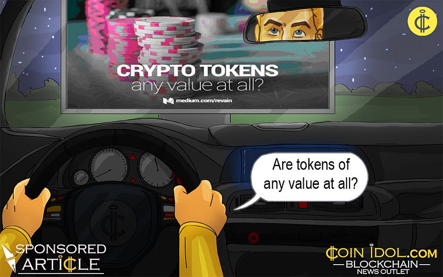 Are tokens of any value at all?