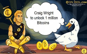 Steven Wright's Seized 1M Bitcoin to Be Unlocked Soon, BSV to Gain Momentum