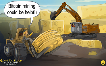 New Study Proves Bitcoin Mining may be Helpful to the Environment
