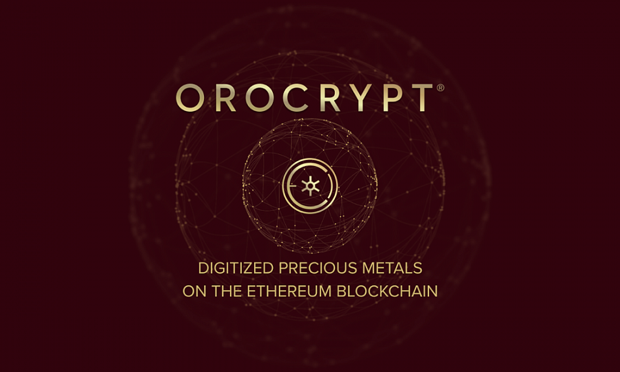 Orocrypt offers precious metals on blockchain