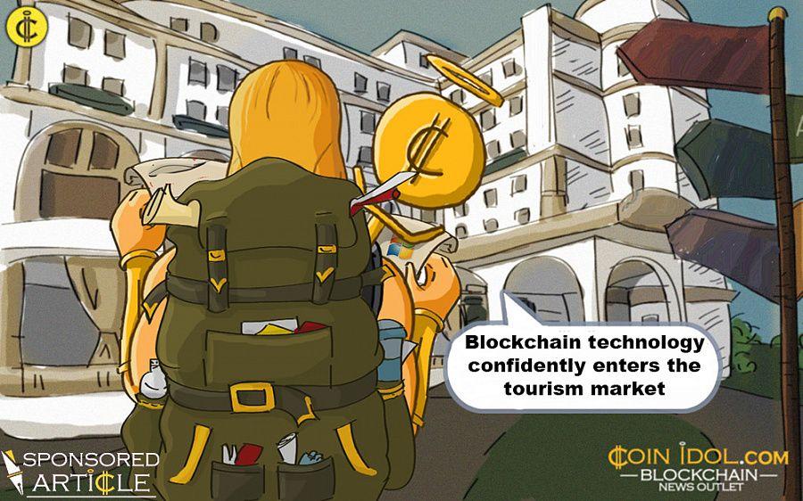Blockchain enters the tourism market