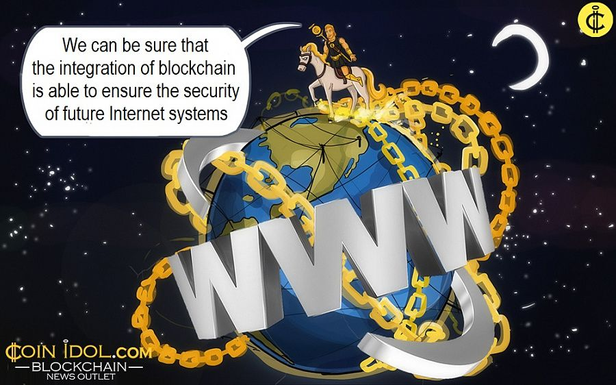 We can be sure that the integration of blockchain is able to ensure the security of future Internet systems