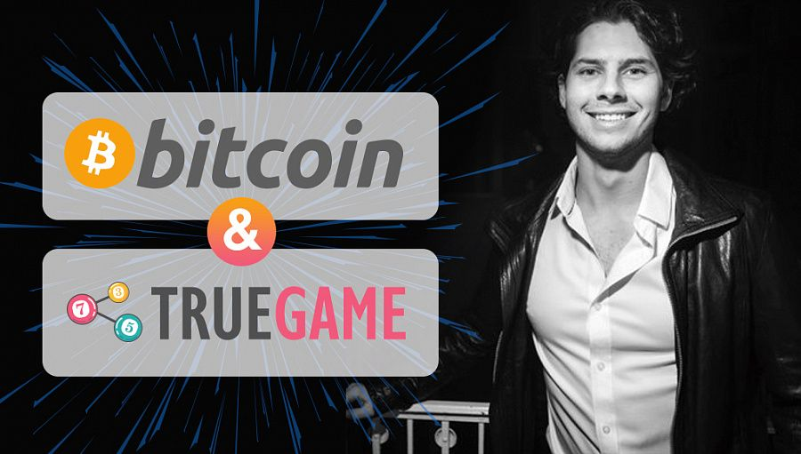 COO of Bitcoin.com joins Truegame