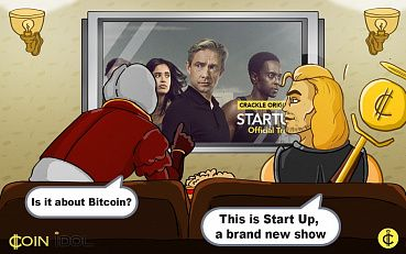 "New ""StartUp"" Show Launches With Digital Currency Back On TV"