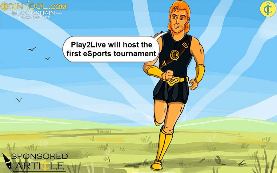 Play2Live will host the first eSports tournament