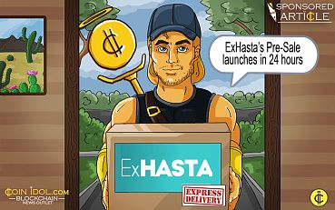 ExHasta's Pre-Sale launches in 24 hours