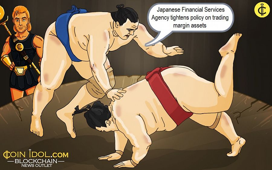 Japanese Financial Services Agency tightens policy on trading margin assets
