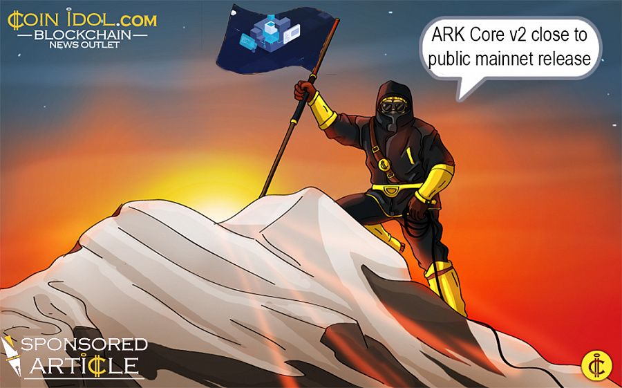 ARK Core v2 close to release