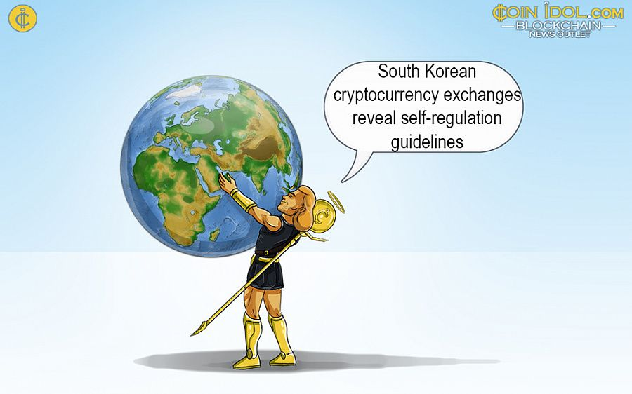 South Korean cryptocurrency self-regulation