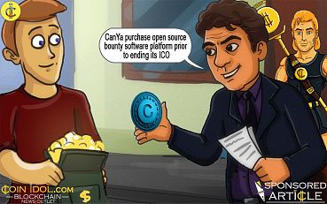 CanYa Purchase Open Source Bounty Software Platform Prior To Ending Its ICO