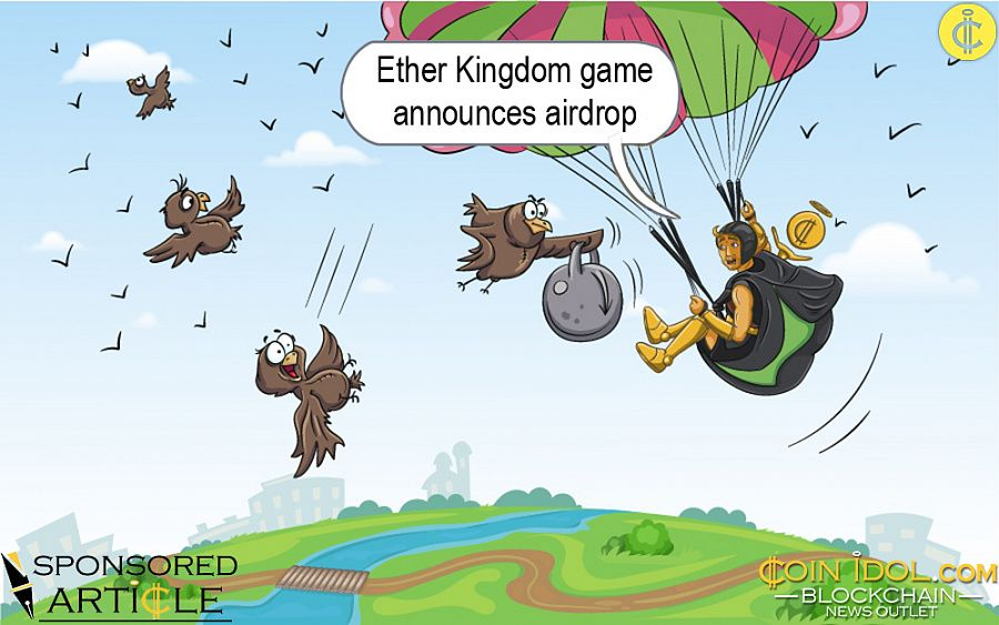 Ether Kingdom announces airdrop
