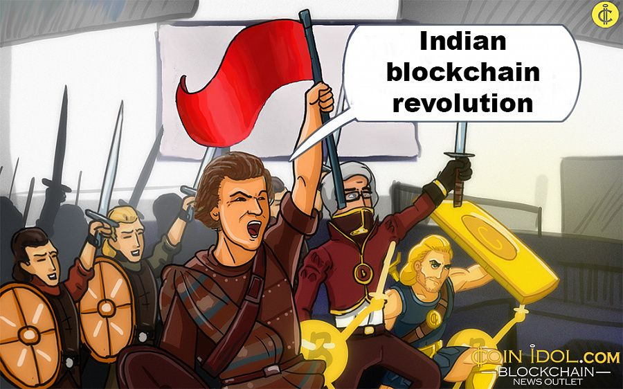 Indian blockchain revolution