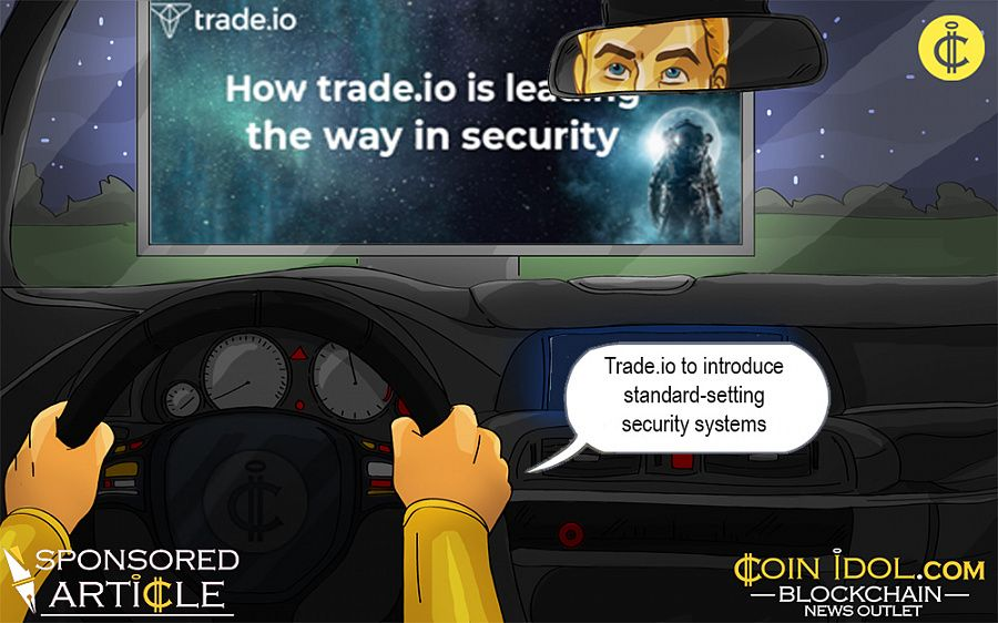 How trade.io is leading the way in security
