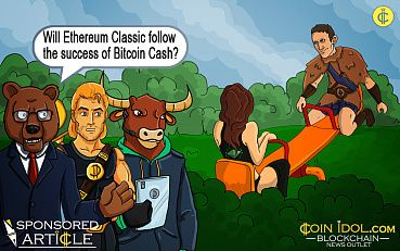 Will Ethereum Classic Follow the Success of Bitcoin Cash?