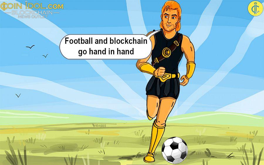 Blockchain in football
