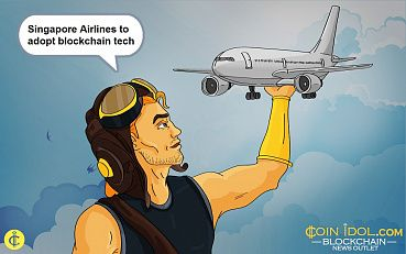 Singapore Airlines to Adopt Blockchain Tech for its Loyalty Program