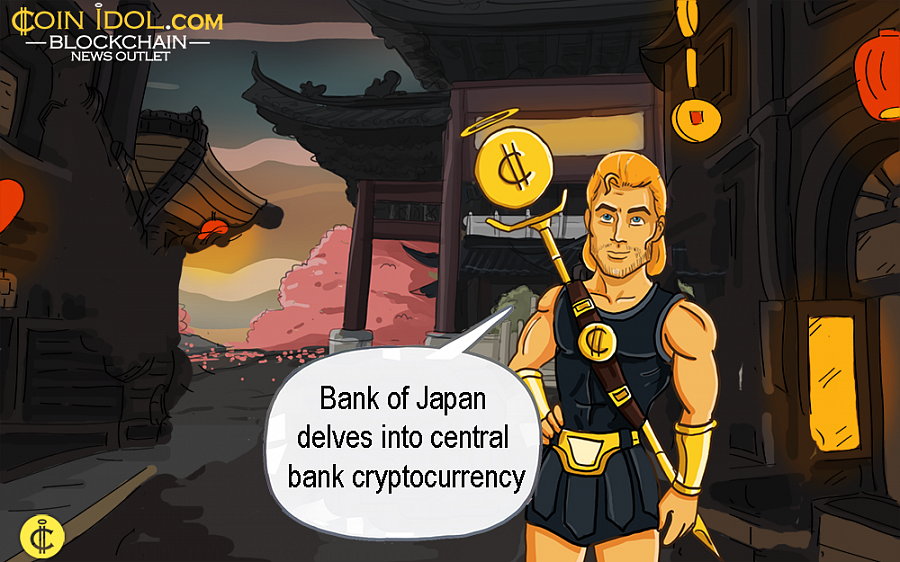 The Bank of Japan released a new report on Tue Feb 19, that examines the concept and role of central bank digital currencies in the general monetary system.