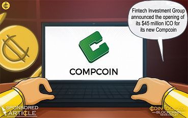 Fintech Investment Group Announces $45 Million Compcoin Initial Coin Offering and Launches Digital Wallet and Mining Stick
