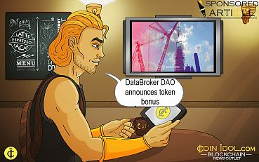DataBroker DAO Announces Token Bonus, New Date for Extended Token Sale, and  Plans for China