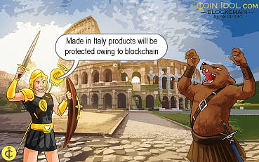 Blockchain Strengthens Protection of Made in Italy Products