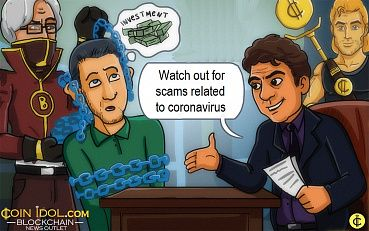 UK FCA Warns the Public Not to Invest in Coronavirus-Related Cryptocurrency
