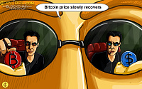 Bitcoin Can Not Recover After Drop Caused by Tesla Selloff