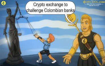 Crypto Exchange to Challenge Colombian Banks over Illegal  Accounts Closure