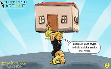 Evareium, an Award-Winning Realty Investment Fund Model, Uses Crypto to Build a Digital Era for Real Estate