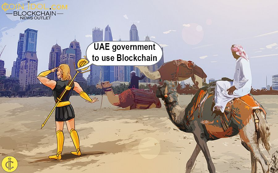 UAE to use blockchain